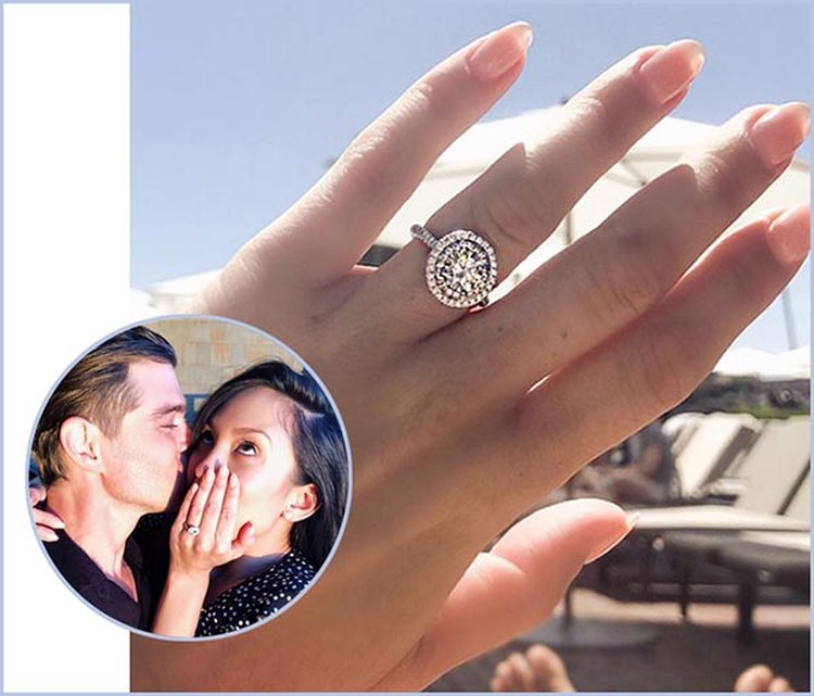 Dancer Cheryl Burke Reveals Sentimental Story Behind Her Dazzling New Engagement Ring