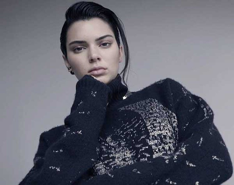 Style Icon Kendall Jenner Tells Elle.com, 'The Man Should Pick the Engagement Ring'